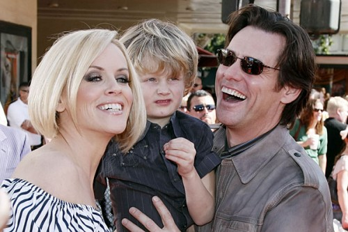 When jenny mccarthy called time on her five year romance with funnyguy