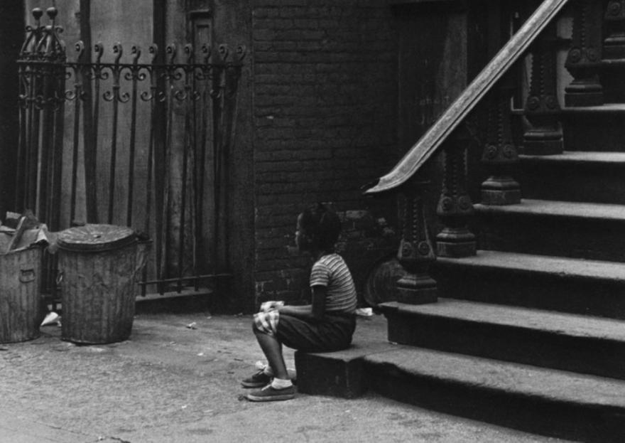 Roy DeCarava  Harlem2