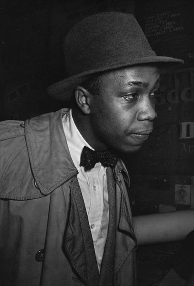 Roy DeCarava  Harlem7
