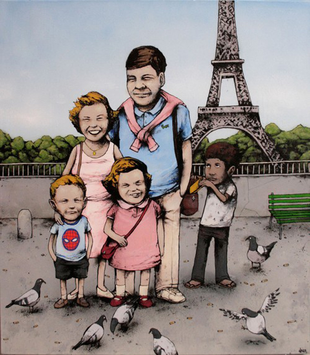 french banksy