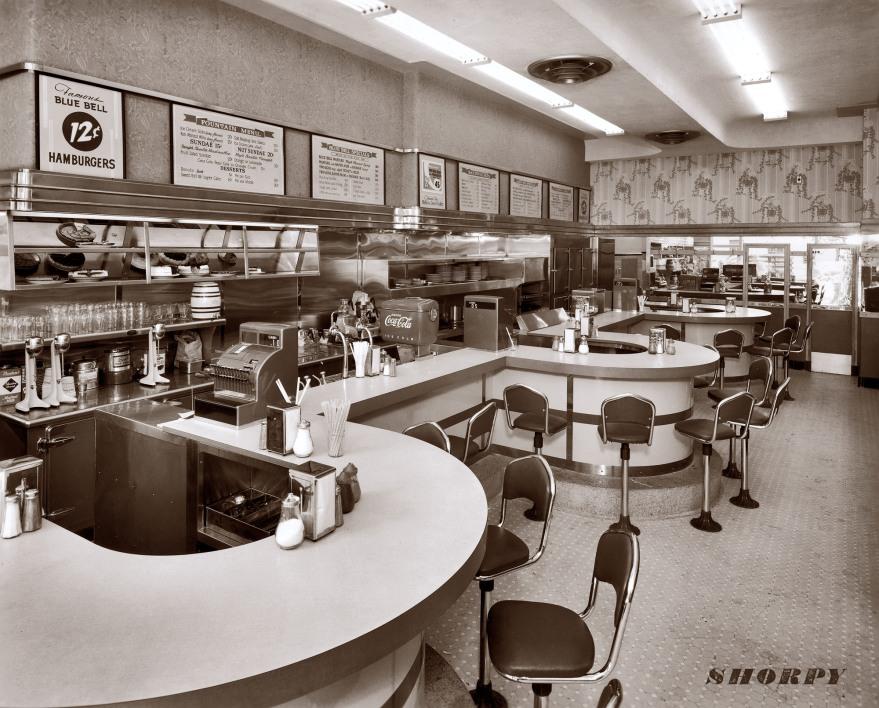 blue bell diner