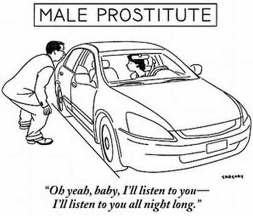 Male pros