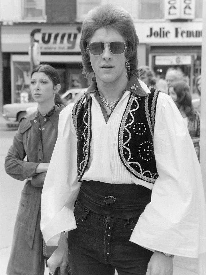 Toronto yonge 1970