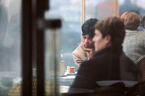 Dionne Warwick in Paris, 1964.