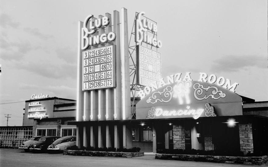 Club Bingo, 1-1-58.