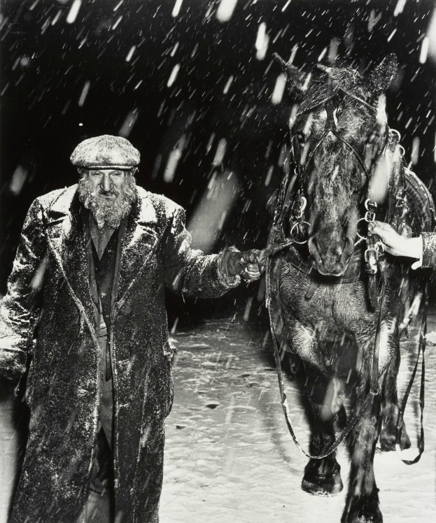 Weegee, Vegetable Dealer, 1946
