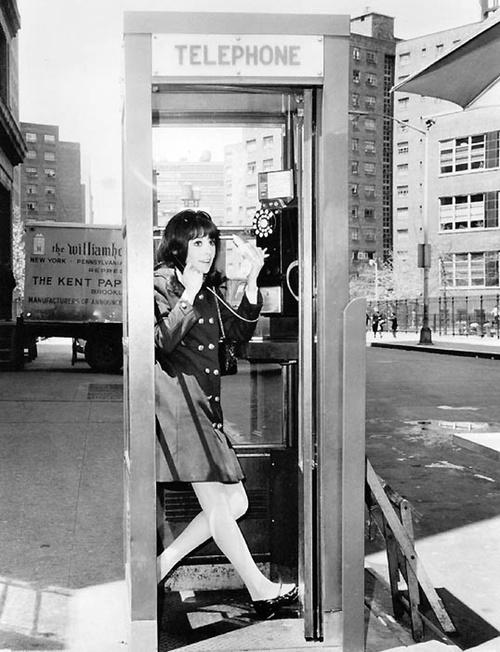 Marlo Thomas, 1966.