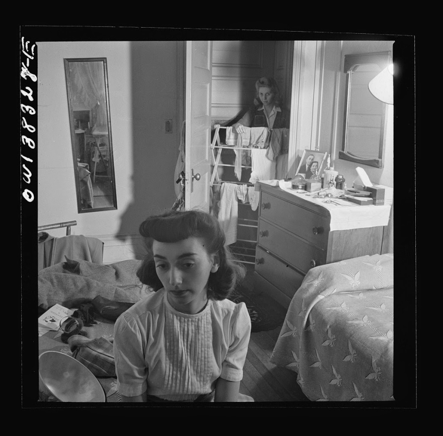 Boarding House Living in Washington, 1943 (2)