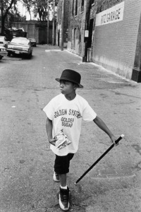 Young Man Southside Chicago 1997
