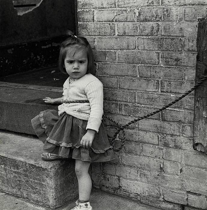 Gita Girl, Port Jefferson, 1957