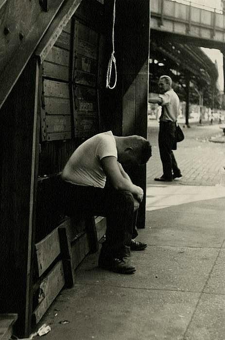 Gita Man with Noose, 1950