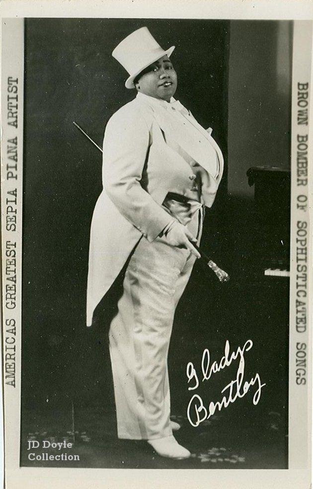 Gladys Bentley [1920s]