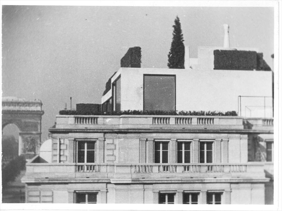 1920s Penthouse Apartment on the Champs-Elysées2