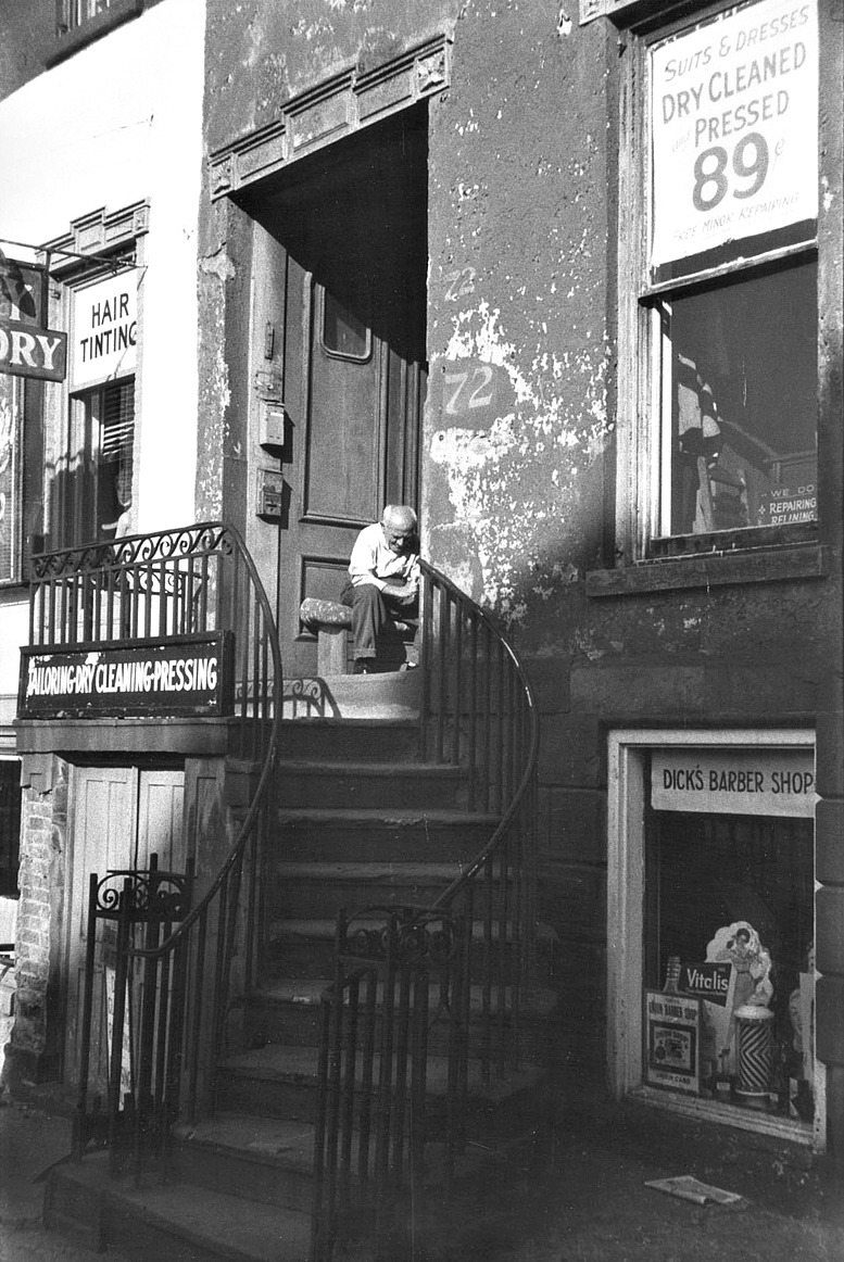 Brooklyn 1967. Photographer William Gedney2