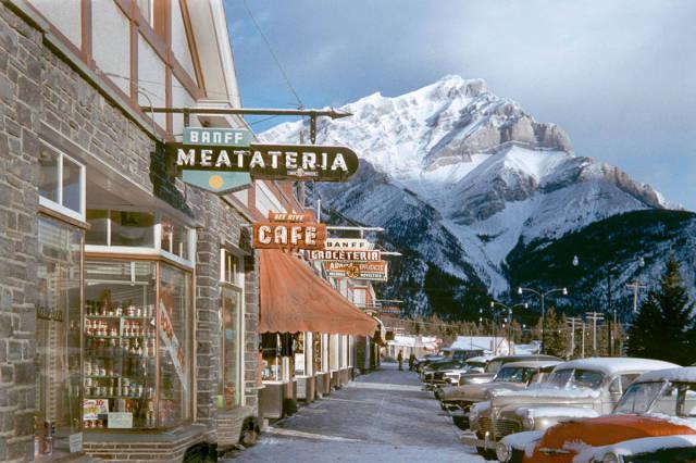 Banff 1954