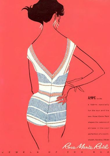 Divine swimsuits from the 50s2