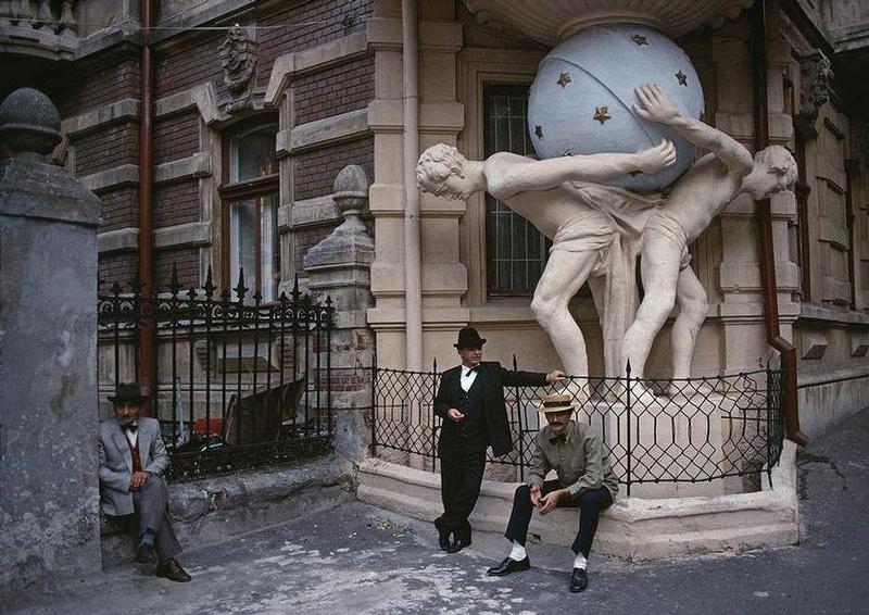Soviet Ukraine in 19885