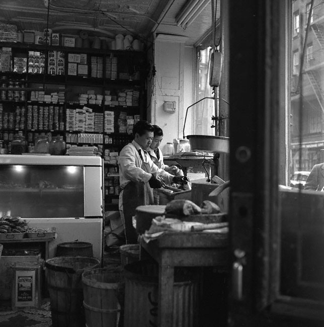 Chinatown Workers1953