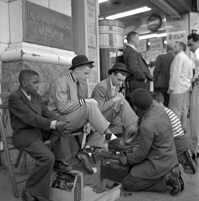 Shoe Shine1954