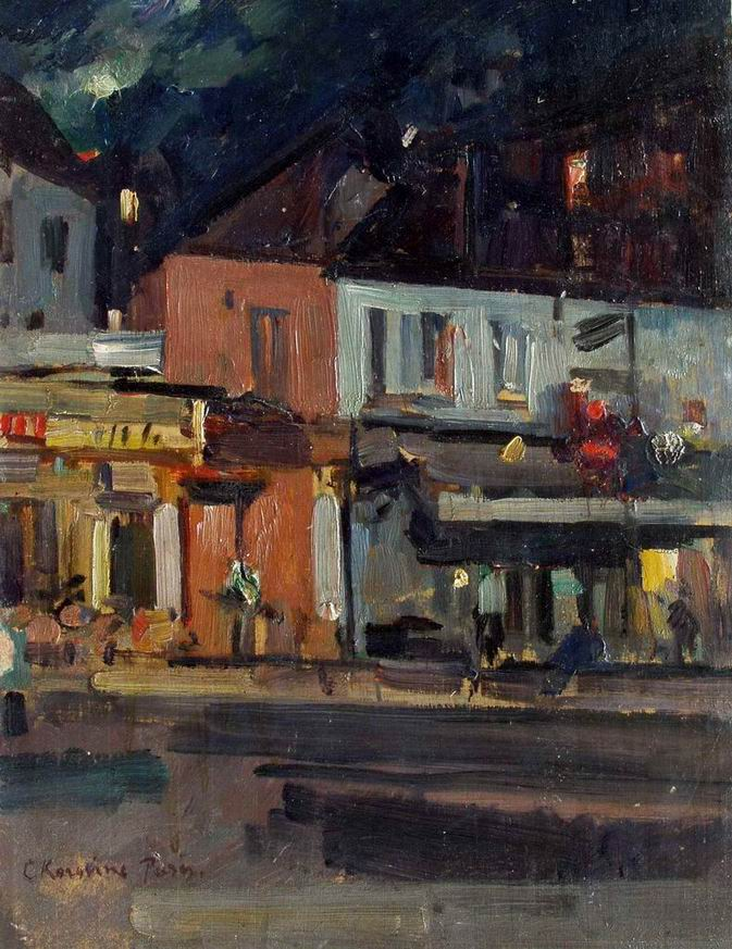 Konstantin Korovin_Moon_Night