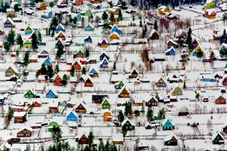 Regions of Russia holiday village, Arkhangelsk