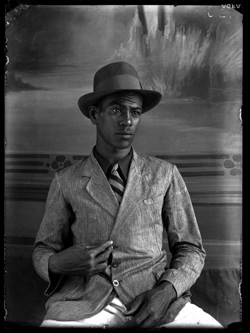 Brazilian blue-collar worker (1940s)