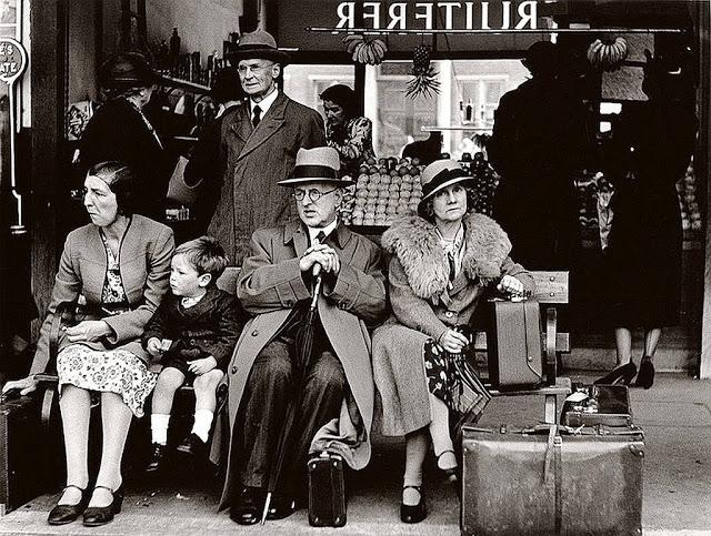 London Victoria Bus Termina, 1939