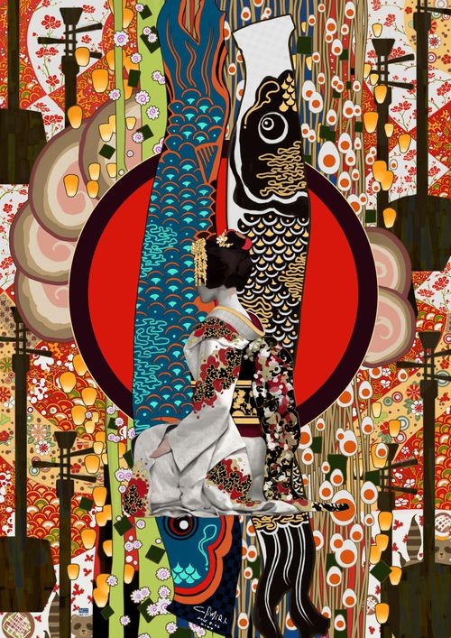 Geisha., Casimir Lee