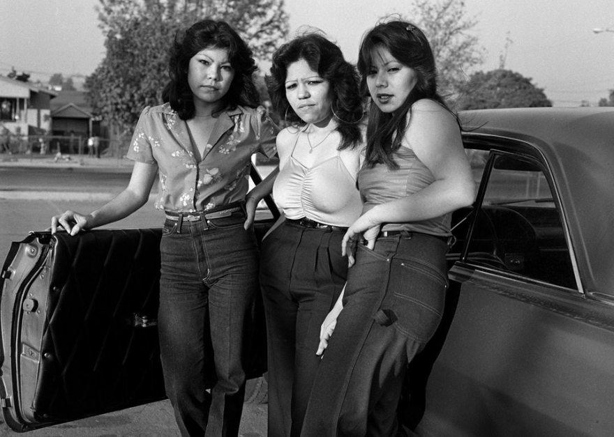 The Rivera Bad Girls, East L.A. 1983,