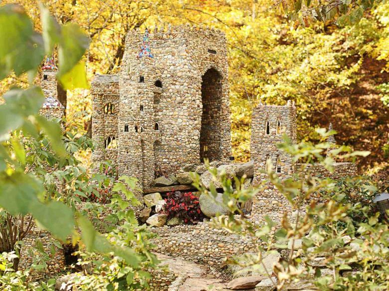 rock garden in Calhoun GA!3